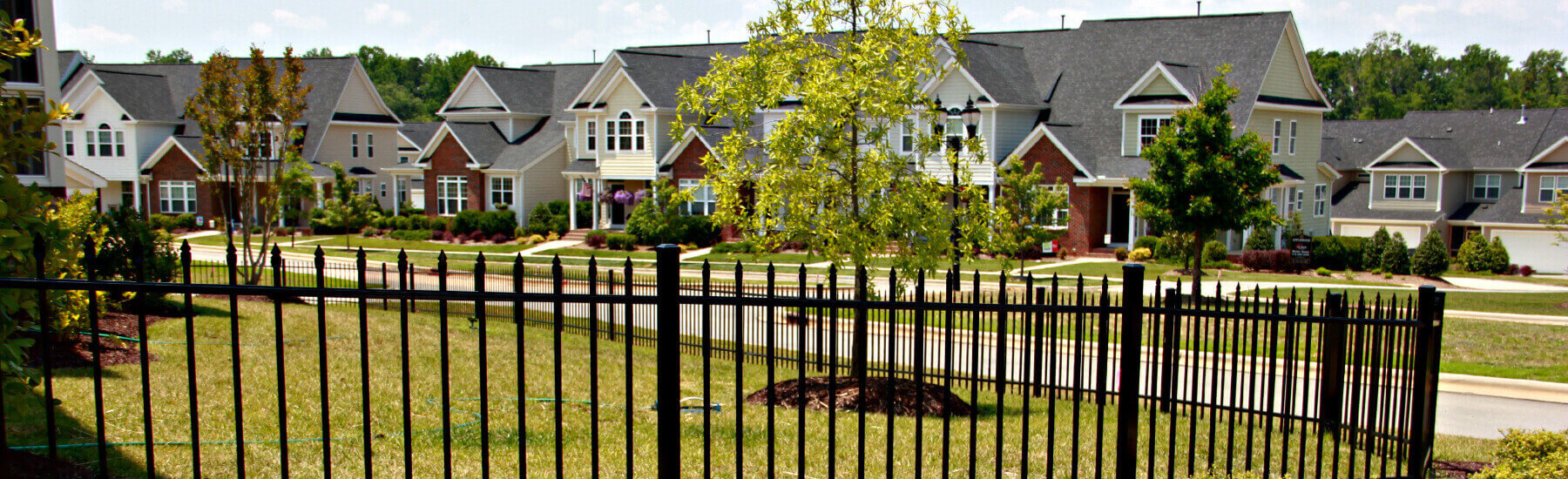 Residential Fencing Charlotte Nc Allison Fence Company