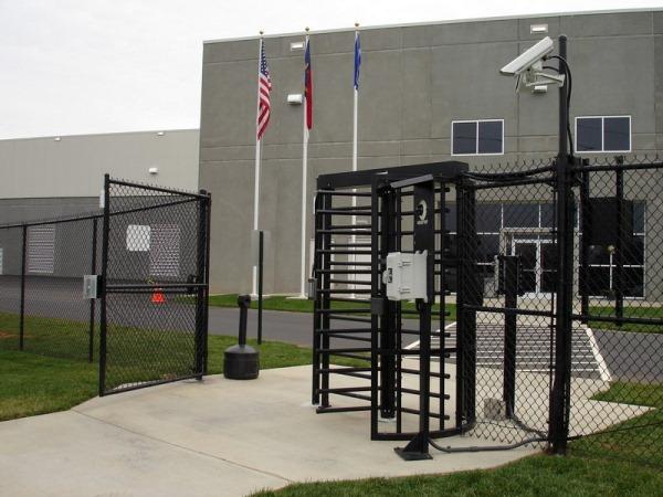 Commercial Fences Allison Fence Company