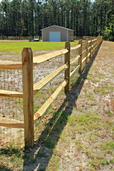Farm Fencing Charlotte Nc Ranch Fences Allison Fence