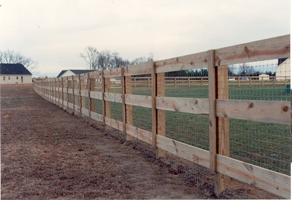 Farm Fencing Charlotte Nc Ranch Fences Allison Fence