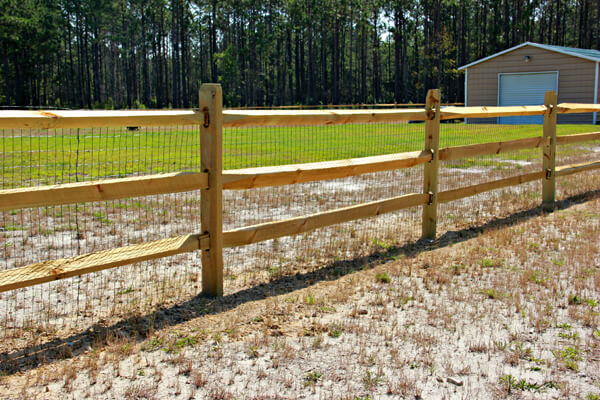 Farm And Ranch Fencing 13 Allison Fence Company