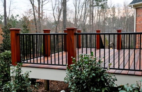 Handrails Charlotte Nc Allison Fence Company