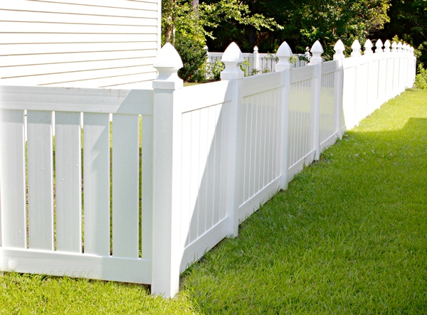 Vinyl Fencing Charlotte Nc Allison Fence Company