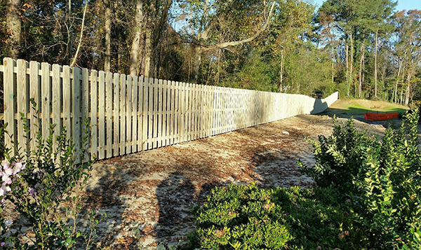 Wood Fencing Allison Fence Company