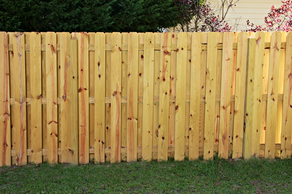 Wood Fencing Allison Fence Company